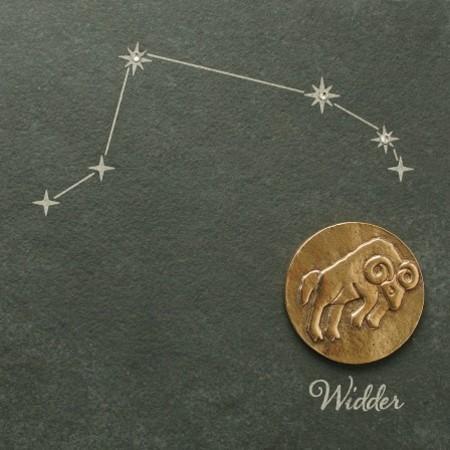 sternzeichen widder im zeichen der sterne bronze und schiefer wandbild ebay. Black Bedroom Furniture Sets. Home Design Ideas
