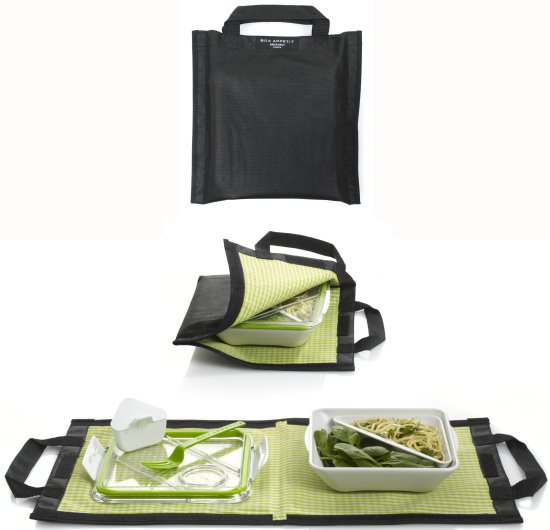 Box Appetit Bag by Black+Blum
