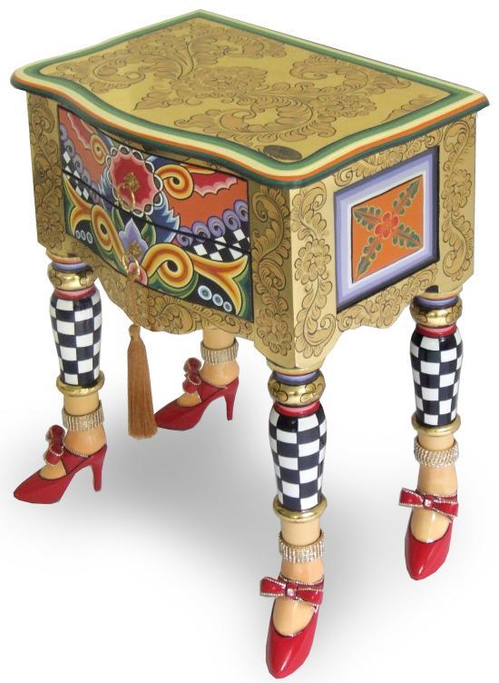Toms Drag Art - Выдвижные сундук Версаль