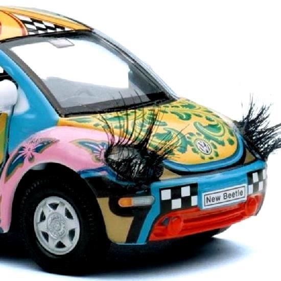Volkswagen New Beetle Toms Drag