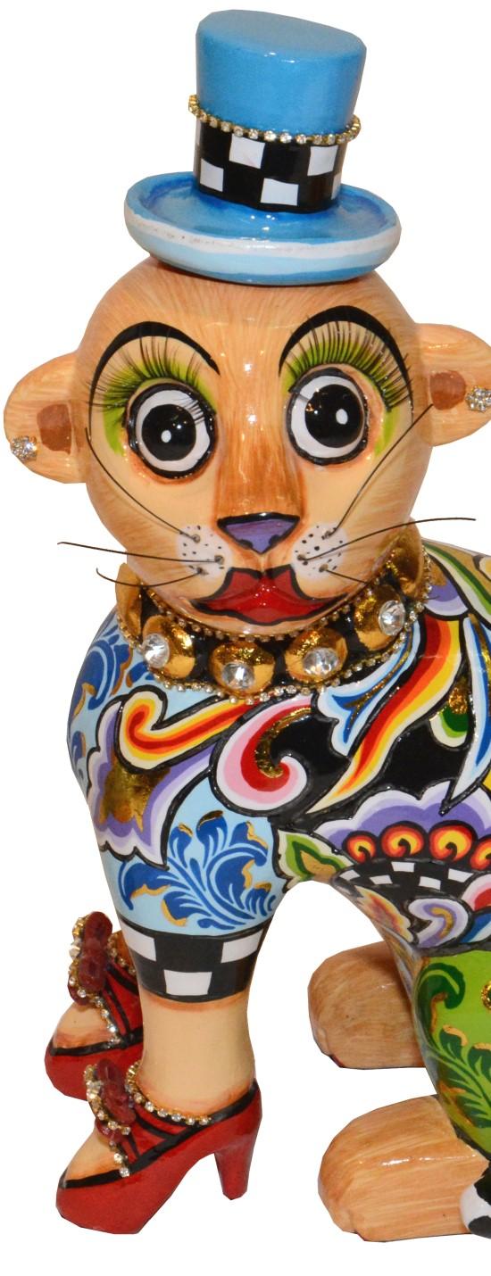 Toms Drag Madagaskar Äffchen Maurice