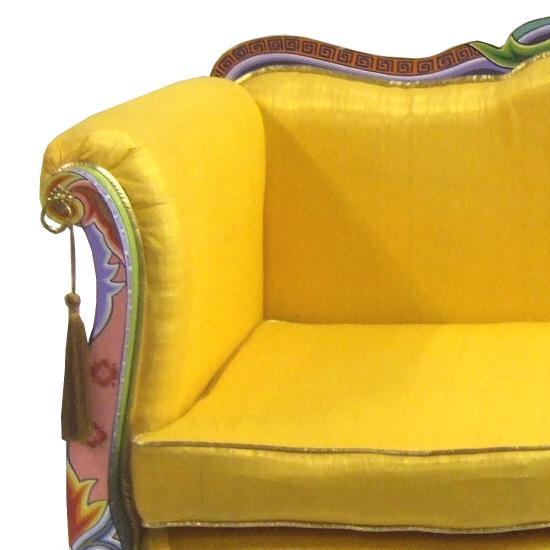 toms drag art sofa versailles. Black Bedroom Furniture Sets. Home Design Ideas