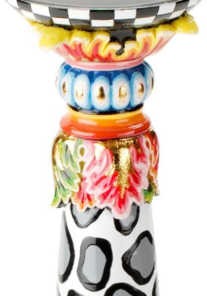 Toms Drag Art - Kerzenhalter Barock