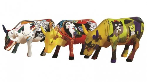 Artpack Picowsso - Set of 3 - Cowparade