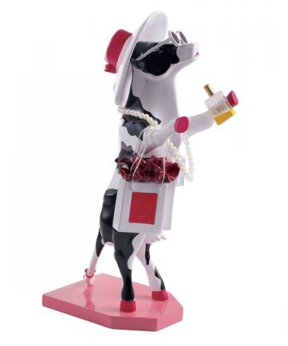 Cowparade - Alphadite Goddess of Shopping (L)