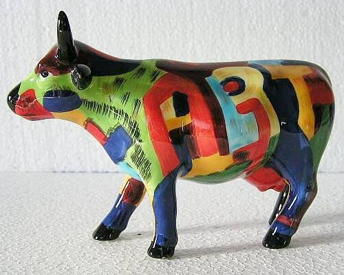 Art of America - Cowparade