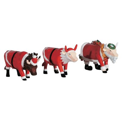 Artpack Christmas - 3er Set - Cowparade