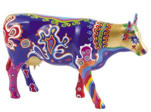 Beauty Cow (L) - Cowparade