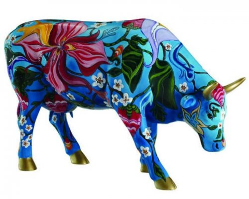 Birtha Cow (L) - Cowparade