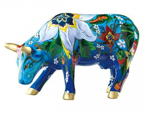 Birtha Cow (M) - Cowparade
