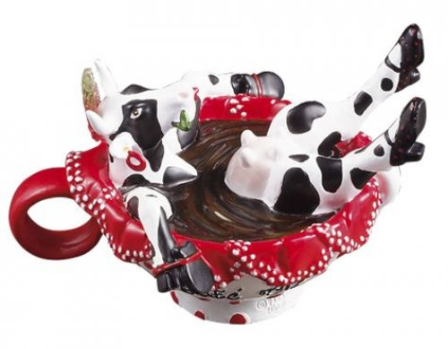 Cowparade - Cafe Ole (M)