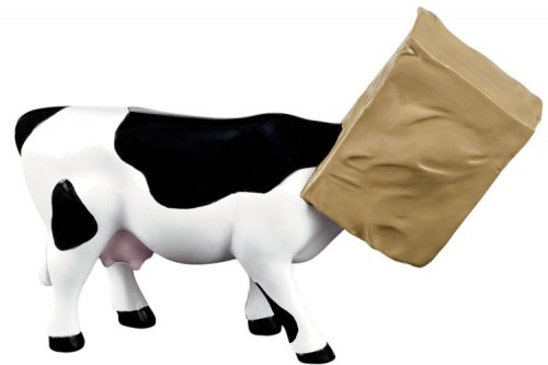 Cow Hide (M) - Cowparade
