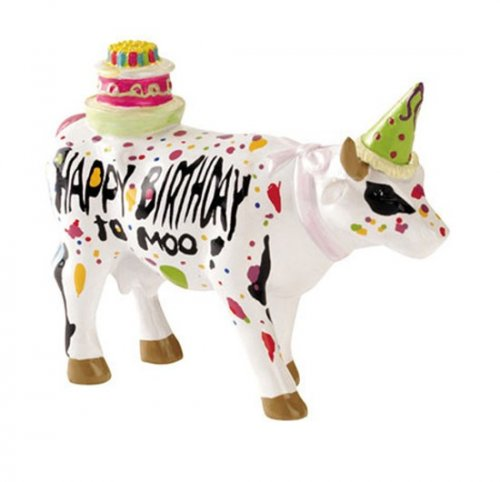 Happy Birthday to Moo (S) - Cowparade