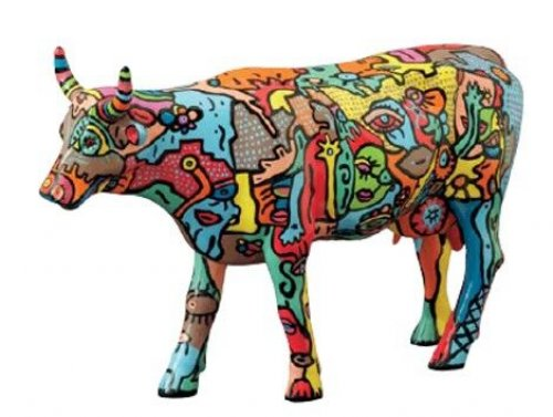 Cowparade - Moo York Celebration #va