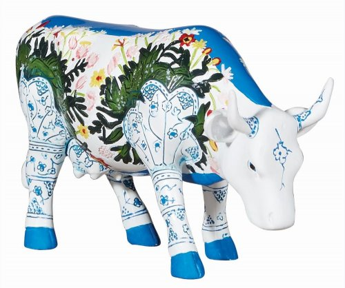 Cowparade - Musselmalet Cow- (M)