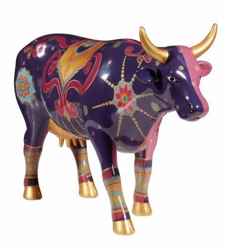 Cowparade - New Delhi Cow (L)
