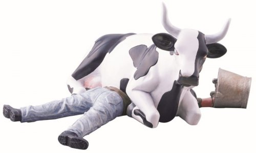 Cowparade - Ni Mu (Sitting on Man) (M)
