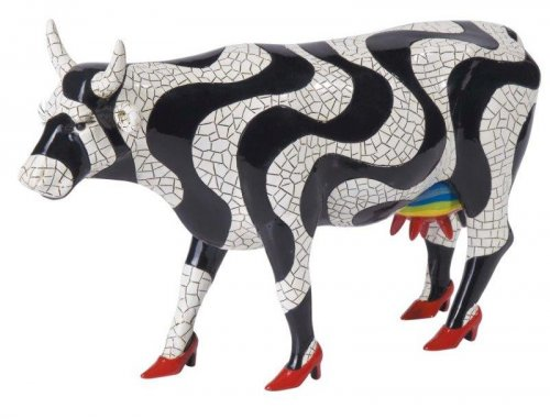 Paraiso Tropical (L) - Cowparade
