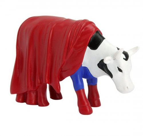 Cowparade - Super Cow (S)