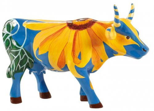 Cowparade - Udderly Sunflowers (M)