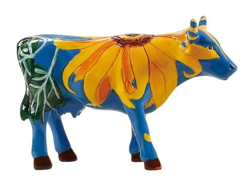 Udderly Sunflowers Cow (S) - Cowparade