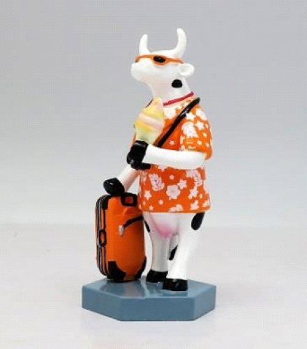 Cowparade - Vacation Cow (S)