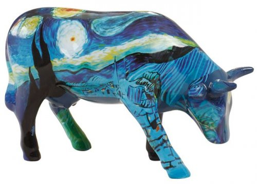Vincents Cow (M) - Cowparade
