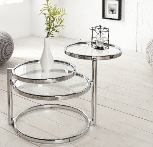 Side Table Art Deco - 3 level