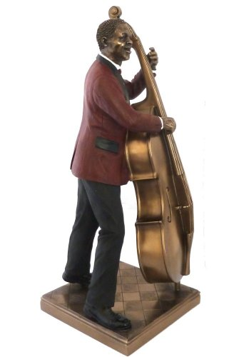 Jazz Skulptur - Bass