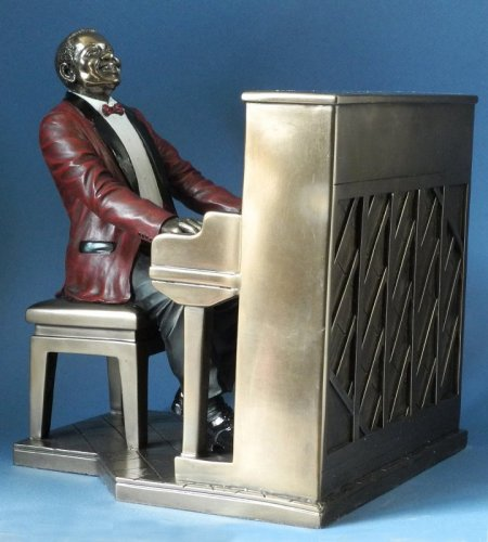 Jazz Skulptur - Piano