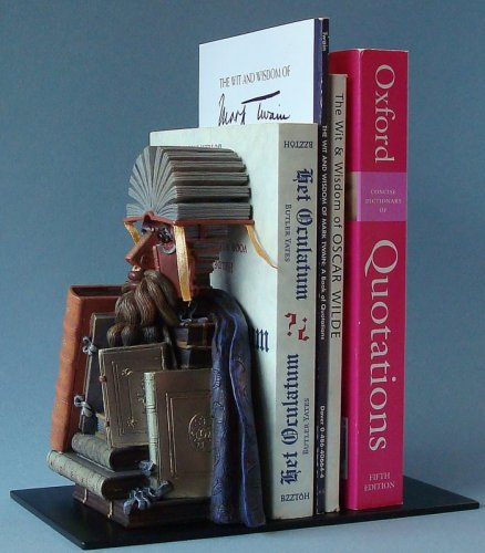 The Librarian Book End