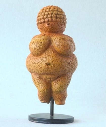Pocket Art - Die Venus von Willendorf