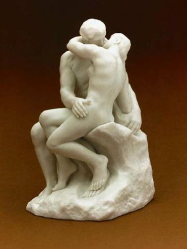 The Kiss - 14cm - by Rodin
