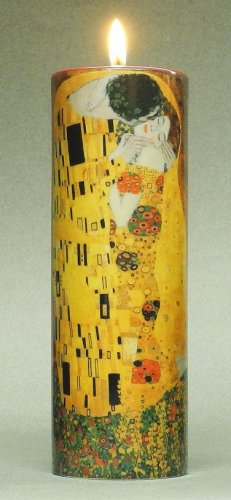 Teelichthalter Klimt - The Kiss