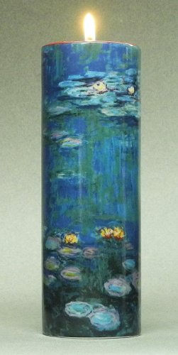 Tealightholder Monet - Water Lilies