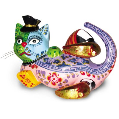 Little Sissy - Katze - 9 cm - Toms Drag Art