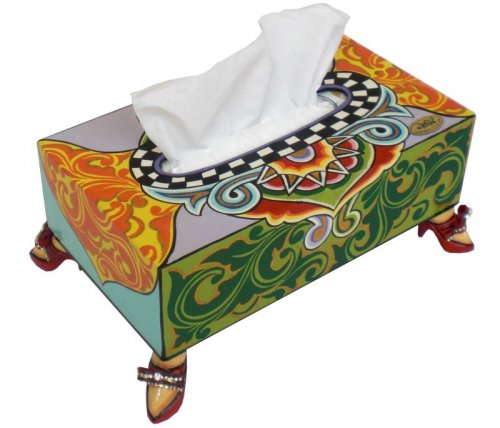 Toms Drag - Tissue Box