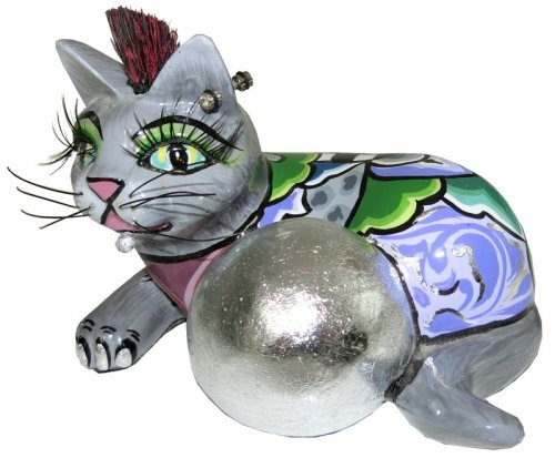 Toms Drag Katze - Silverball - (S) - SP