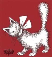 Albert Dubout Cats Got you
