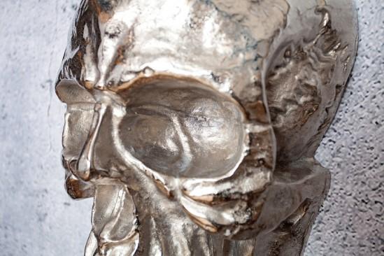 Skull Wand Dekoration