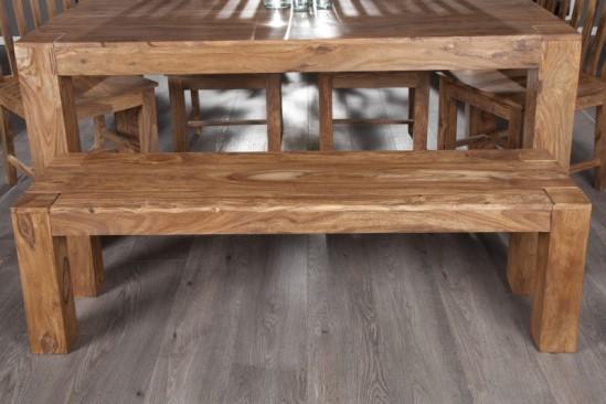 Holz Sitz Bank Romeo