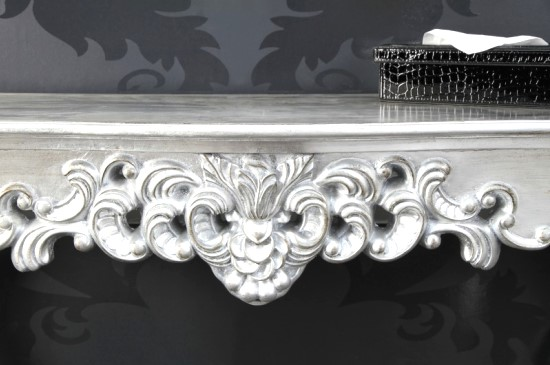 Console Table Venice silber