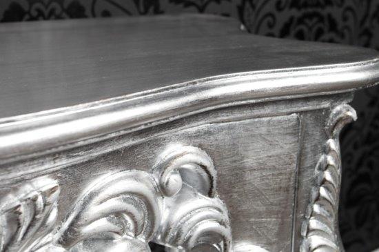Konsolentisch Venice silver