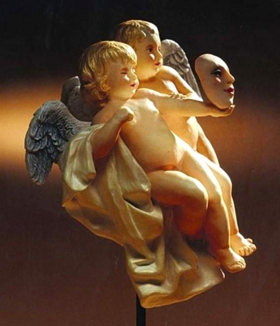 Angelos - Jupiter et Callisto