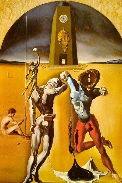 Salvador Dali - Poesie d Amerique