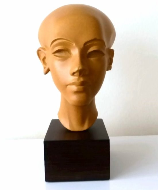 Art Egyptien Amarna Princess