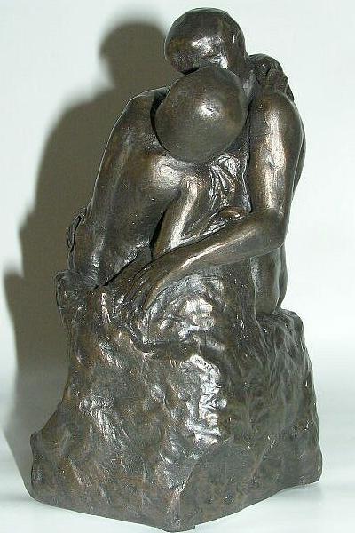 Auguste Rodin Der Kuss