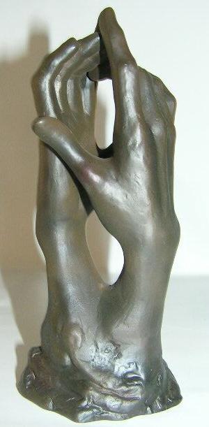 Auguste Rodin - Le Secret - das Geheimnis