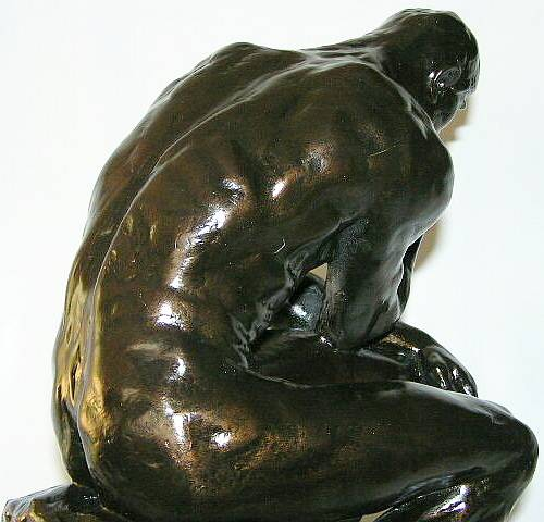 August Rodin - The Thinker