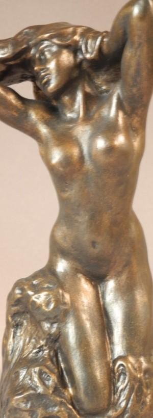Auguste Rodin - Toilette de Venus